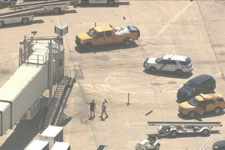 Frontier Airlines employee stabbed to death by coworker on tarmac at Philadelphia airport, police say