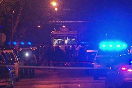 ATF agent shot in the face during mission to investigate illegal guns in Chicago