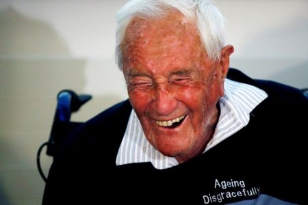 Scientist, 104, ends life at assisted-suicide clinic in Switzerland