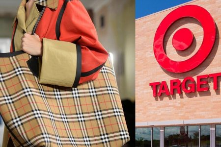 Burberry is suing Target for copying iconic plaid