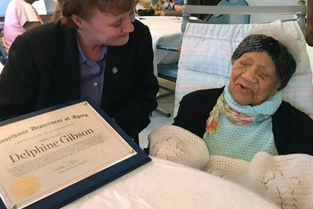 Oldest person in US dead at 114