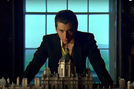 """Watch Arctic Monkeys' New Video for """"Four Out Of Five"""""""