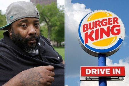 Homeless man suing Burger King for accused him of using fake money, which landed him in jail