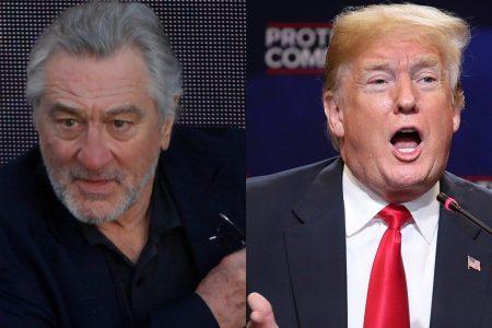 Robert De Niro says Trump not welcome at Nobu restaurants: 'I'd walk out'