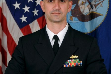 Former commander of USS John S McCain pleads guilty, retires after deadly collision