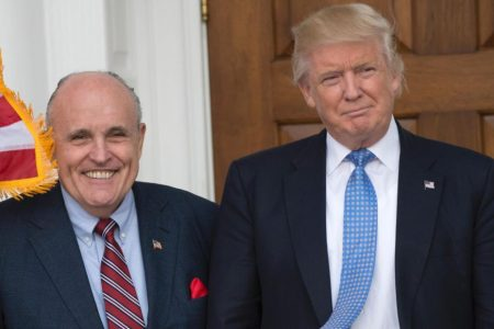 Trump is now as sick of Rudy Giuliani as he is of everybody else