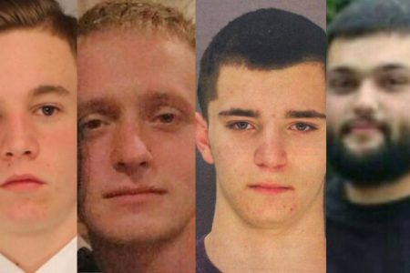 Pennsylvania man who killed and buried four men is sentenced to life in prison