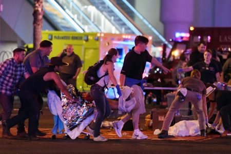 Las Vegas gunman was tidy, but made housekeeper uneasy, say papers that paint picture of the massacre