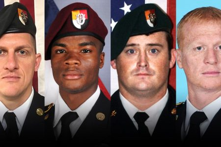 Military investigation finds series of failures led to deadly Niger ambush