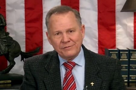 Roy Moore files lawsuit against 3 women, alleging 'political conspiracy'