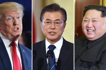 Trump casts doubt on June summit with Kim