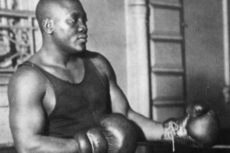 Trump pardons heavyweight boxer Jack Johnson posthumously