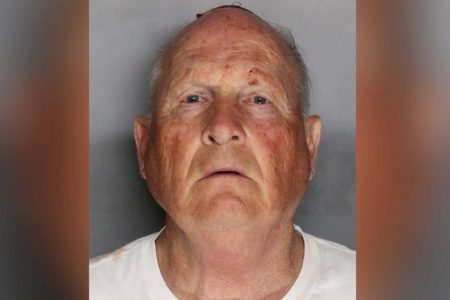 Suspected Golden State Killer now charged in 12 killings