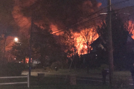Explosion in North Haven, Connecticut, injures multiple officers – live updates