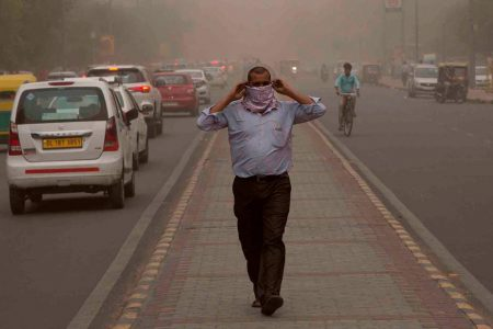 At least 81 killed by high-intensity dust storms in India