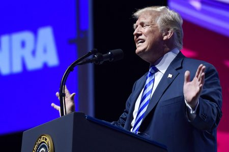 Trump warns that 'weakness gets you nuclear war' ahead of Kim Jong Un summit