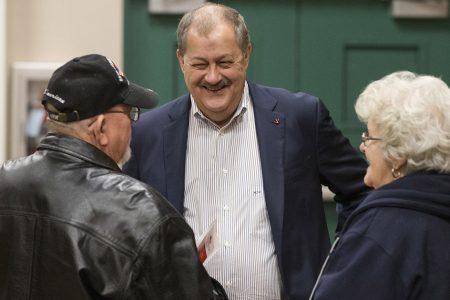 Blankenship surging on eve of West Virginia Senate primary