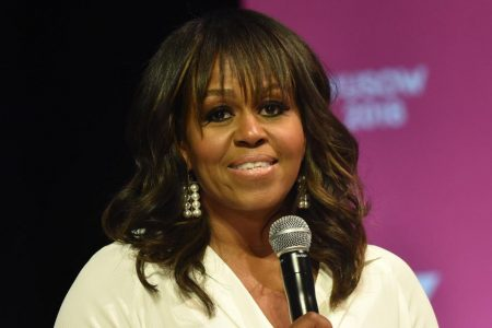 Michelle Obama: The 2016 election made me concerned for women