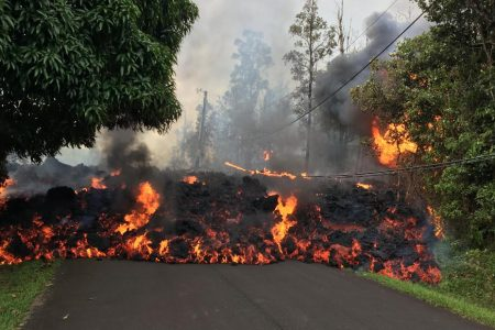 Hawaii eruption: 'Not the time for sightseeing' in lava-hit neighborhood