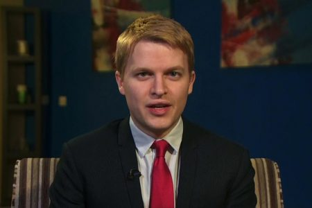 Reporter who broke Schneiderman abuse allegations dismisses 'role-playing' defense