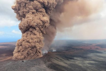 Volcanic ashes. Acid rain. And now massive boulders? All the calamities Hawaii is facing