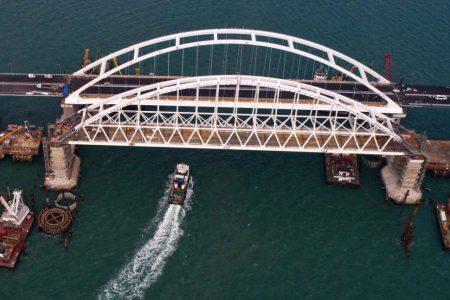 Russia's bridge to Crimea: A metaphor for the Putin era