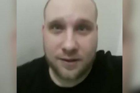 Josh Holt, American held in Venezuela, back on US soil