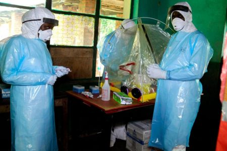Experimental Ebola vaccine to be distributed in Congo