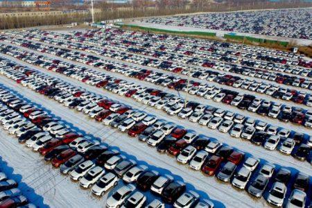 China slashes tariffs on imported cars