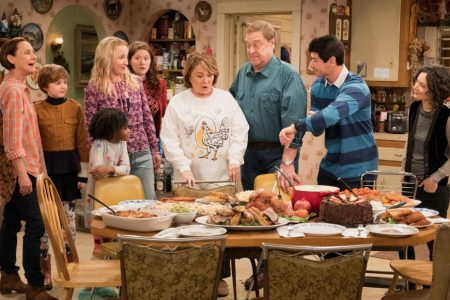 There are a lot of shows about the working class not named 'Roseanne'