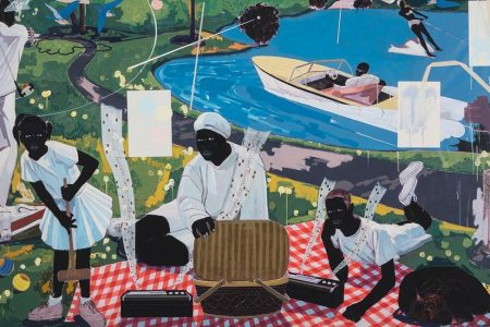 Sean Combs Is Revealed as Buyer of Kerry James Marshall Painting