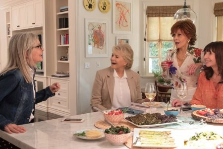 Review: In 'Book Club,' Women, Wine and the Pursuit of More