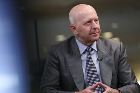 Goldman CEO Blankfein Is Likely to Step Down in December