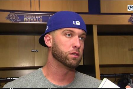 Danny Duffy: 'I'm terrible right now'