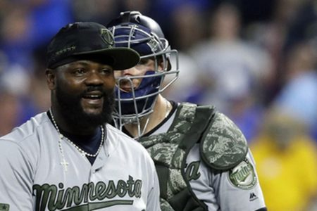 Sano homers, Twins beat Royals 8-5 to snap 4-game skid