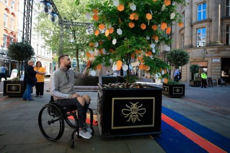 Manchester, 'City in Recovery,' Marks Anniversary of Attack