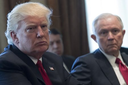 Trump Demanded Sessions Block Russia Probe Because He Thinks He's Above the Law