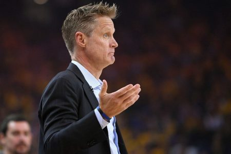 Steve Kerr touts Warriors' experience edge over Rockets: 'Our guys have rings'