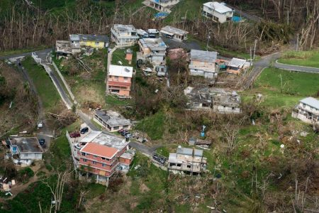 New Study Estimates Hurricane Maria Death Toll in Puerto Rico Could Exceed 4000