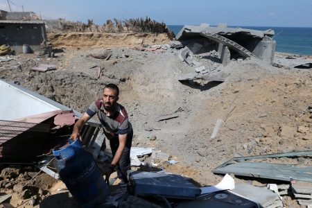 Hamas Declares Cease-Fire With Israel After a Day of Fighting