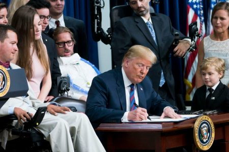 Trump Oversells New 'Right to Try' Law