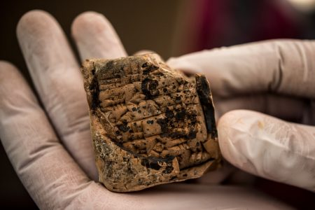 Hobby Lobby's illicit artifacts are returned to their Iraqi homeland