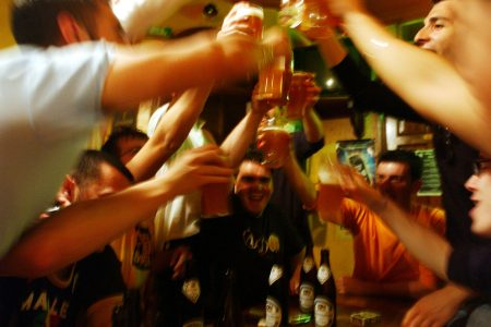 Hangover Pill Shows Promise in Lab Tests