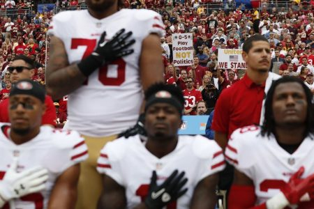 What the NFL's new rules for anthem protests really mean for the First Amendment, according to experts