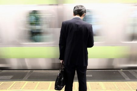 Once again, a Japanese train leaves an 'inexcusable' 25 seconds early. Why can't we have the same problems?
