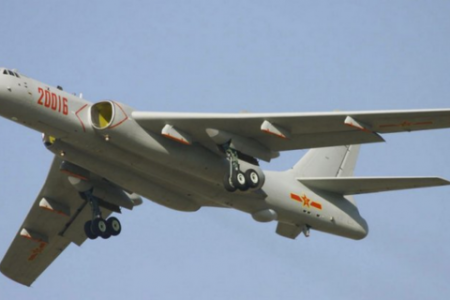 Beijing lands nuclear bombers in the South China Sea in clear sign that it has pushed out the US without firing a shot