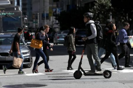 Lyft is looking to launch an electric scooter service in San Francisco