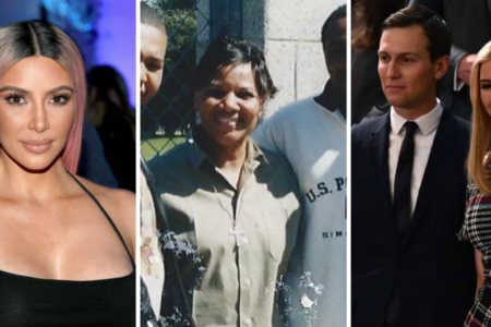 Kim Kardashian Is Working With Jared Kushner, Ivanka Trump To Pardon Alice Marie Johnson