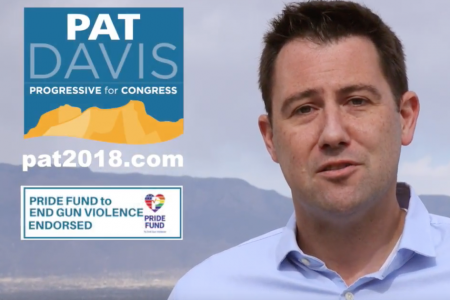 Congressional Candidate Says 'F**k The NRA' In New TV Ad