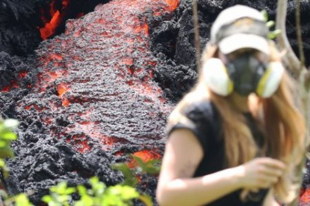 Fear is mounting in Hawaii as more cracks appear in the Kilauea Volcano